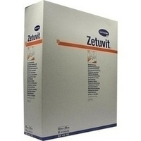 Zetuvit Saugkompresse steril 20X20cm, 15 ST, Bios Medical Services GmbH