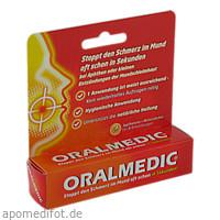 Oralmedic Applikatoren, 3 ST, Omega Pharma Deutschland GmbH