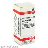Chininum D30, 10 G, Dhu-Arzneimittel GmbH & Co. KG
