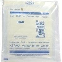 ZELLSTOFF VLIES-KOMPRESSEN 8x10CM STERIL, 5X1 ST, Kerma Verbandstoff GmbH