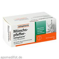 Mönchspfeffer-ratiopharm, 100 ST, ratiopharm GmbH
