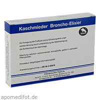 Kaschmieder Broncho-Elixier VET, 6X18 ML, Pharmamedico GmbH