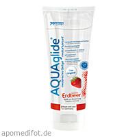 Original AQUAglide Erdbeer, 100 ML, Dr.Dagmar Lohmann Pharma + Medical GmbH