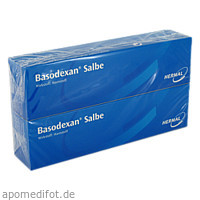 Basodexan 100 mg/g Salbe, 2X100 G, Almirall Hermal GmbH