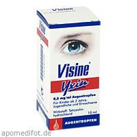 Visine Yxin, 10 ML, Johnson & Johnson GmbH