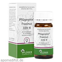 Pflügerplex Fraxinus 339H, 100 ST, Homöopathisches Laboratorium Alexander Pflüger GmbH & Co. KG