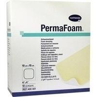 Perma Foam Schaumverband 10x10cm, 10 ST, Paul Hartmann AG