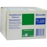 Combihesive Natura Hydrokolloid Basisplatte 45mm, 10 ST, Convatec (Germany) GmbH