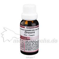 DROSERA 3 UHR OLIGOPLEX, 20 ML, Anthroposan Homöopharm Produktionsgesellschaft mbH