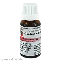 CARDUUS MAR URT, 20 ML, Anthroposan Homöopharm Produktionsgesellschaft mbH
