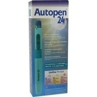 Autopen 24 f. Aventis Insulin Patr.3ml 1erSchritte, 1 ST, Owen Mumford GmbH