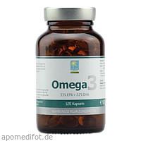 Omega 3, 120 ST, Apozen Vertriebs GmbH