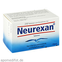 Neurexan, 250 ST, Biologische Heilmittel Heel GmbH