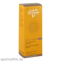 WIDMER Self Tan Leicht parfümiert, 100 ML, Louis Widmer GmbH