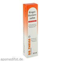 Dr.Theiss Ringelblumen Salbe nicht fettend, 50 ML, Dr. Theiss Naturwaren GmbH