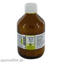 Biochemie Nestmann Nr.10 Natrium sulfuricum D 6, 1000 ST, Nestmann Pharma GmbH