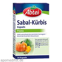 Abtei Sabal Kürbis-Kapseln, 54 ST, Omega Pharma Deutschland GmbH