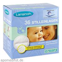 LANSINOH Stilleinlagen, 36 ST, Lansinoh Laboratories Inc. Niederlassung Deutschland