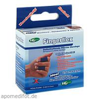Fingerflex 2.5cmx4.5m blau, 1 ST, Höga-Pharm G.Höcherl