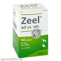 ZEEL ad us.vet.Tabletten, 100 ST, Biologische Heilmittel Heel GmbH