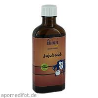 Jojobaöl nativ 1. Kaltpressung äußerlich, 100 ML, Idunn Naturprodukte