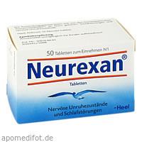 Neurexan, 50 ST, Biologische Heilmittel Heel GmbH