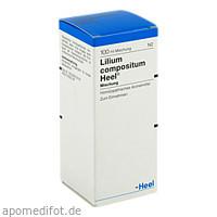 Lilium compositum Heel, 100 ML, Biologische Heilmittel Heel GmbH