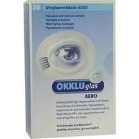 OKKLUGlas-AERO Uhrglasverband, 20 ST, Berenbrinker Service GmbH
