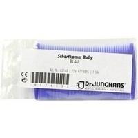 Schorfkamm für Baby blau, 1 ST, Dr. Junghans Medical GmbH