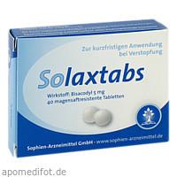 SOLAXTABS, 40 ST, Sophien Arzneimittel GmbH
