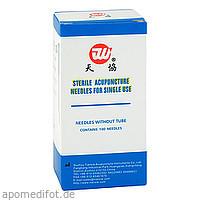 Akupunkturnadel Tianxie 0.25x40mm Steril/Einmal, 100 ST, Jovita Pharma
