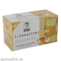 BADERs AKTIV TEE L-Carnitin, 20 ST, Epi-3 Healthcare GmbH