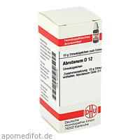 ABROTANUM D12, 10 G, Dhu-Arzneimittel GmbH & Co. KG