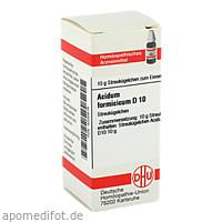 ACIDUM FORMIC D10, 10 G, Dhu-Arzneimittel GmbH & Co. KG