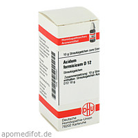 ACIDUM FORMIC D12, 10 G, Dhu-Arzneimittel GmbH & Co. KG