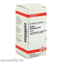 ACIDUM FORMIC D12, 80 ST, Dhu-Arzneimittel GmbH & Co. KG