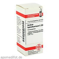 ACIDUM HYDROFLUOR C200, 10 G, Dhu-Arzneimittel GmbH & Co. KG