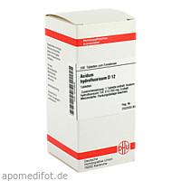 ACIDUM HYDROFLUOR D12, 200 ST, Dhu-Arzneimittel GmbH & Co. KG