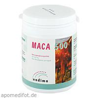 Maca 500, 200 ST, Endima Vertriebsgesellschaft mbH