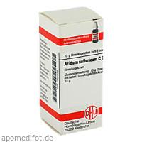 ACIDUM SULF C30, 10 G, Dhu-Arzneimittel GmbH & Co. KG