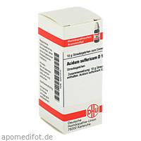ACIDUM SULF D12, 10 G, Dhu-Arzneimittel GmbH & Co. KG