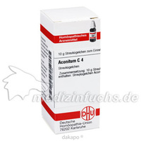 ACONITUM C 4, 10 G, Dhu-Arzneimittel GmbH & Co. KG