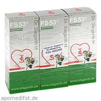 FS 53 Dr. SIEGERTH H, 3X100 ML, Dr. F. U. C.-H. Siegerth Naturheilmittel GmbH