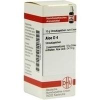 ALOE D 4, 10 G, Dhu-Arzneimittel GmbH & Co. KG