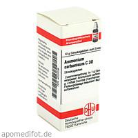 AMMONIUM CARB C30, 10 G, Dhu-Arzneimittel GmbH & Co. KG