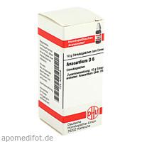 ANACARDIUM D 6, 10 G, Dhu-Arzneimittel GmbH & Co. KG