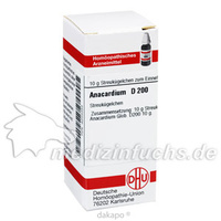 ANACARDIUM D200, 10 G, Dhu-Arzneimittel GmbH & Co. KG