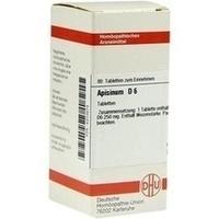 APISINUM D 6, 80 ST, Dhu-Arzneimittel GmbH & Co. KG
