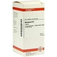 APOCYNUM D 6, 200 ST, Dhu-Arzneimittel GmbH & Co. KG