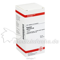 ARGENTUM NITR D30, 200 ST, Dhu-Arzneimittel GmbH & Co. KG